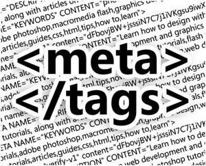 Meta tags uso e importanza