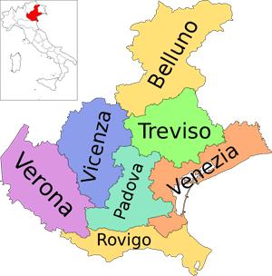 Realizzazione siti in Veneto